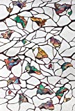 Amazon Com Stained Glass Window Film Contact Paper