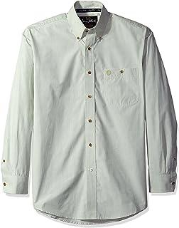 Wrangler Mens George Strait Long Sleeve One Pocket Woven Shirt