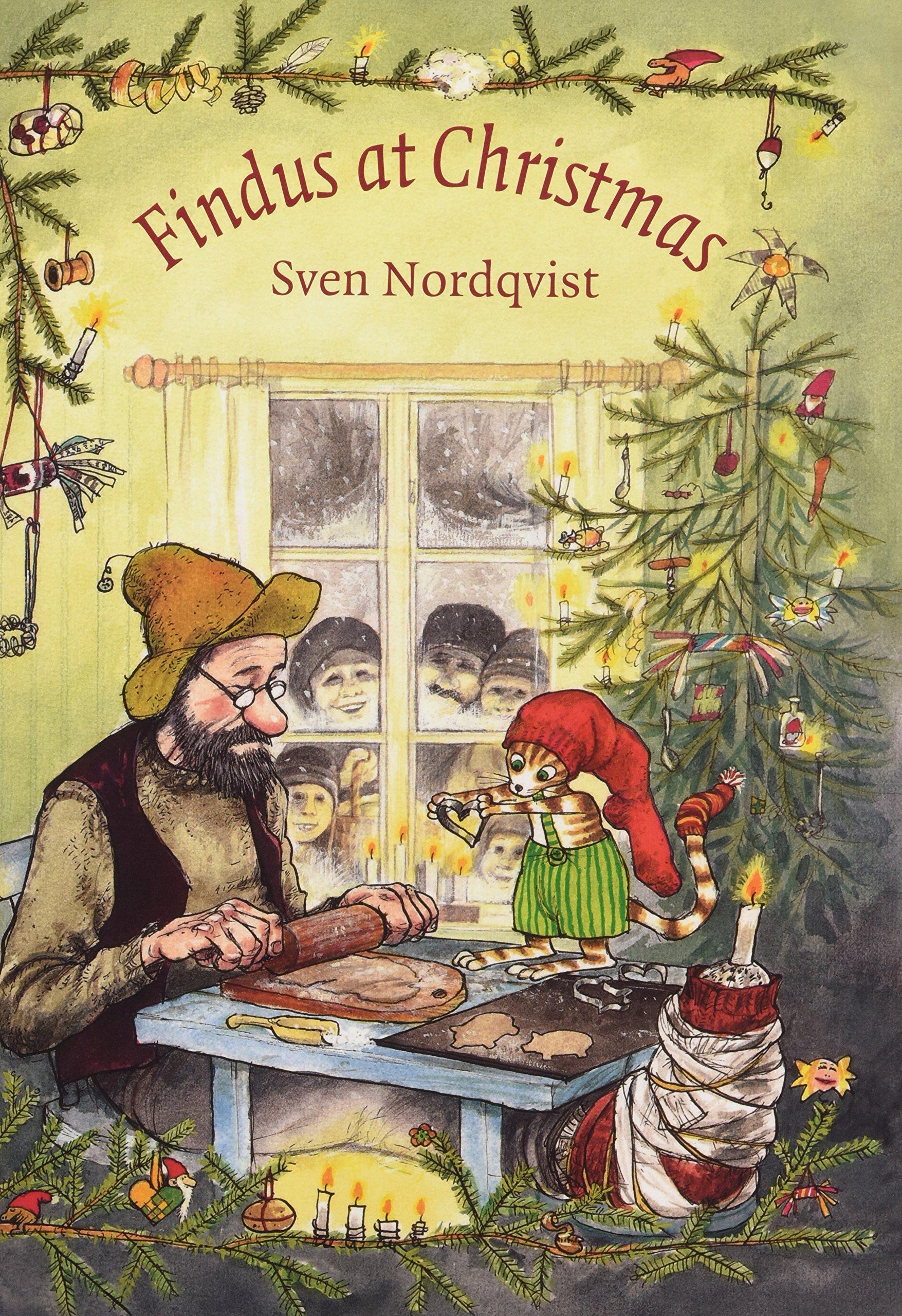 Findus At Christmas Findus And Pettson Amazon De Sven Nordqvist