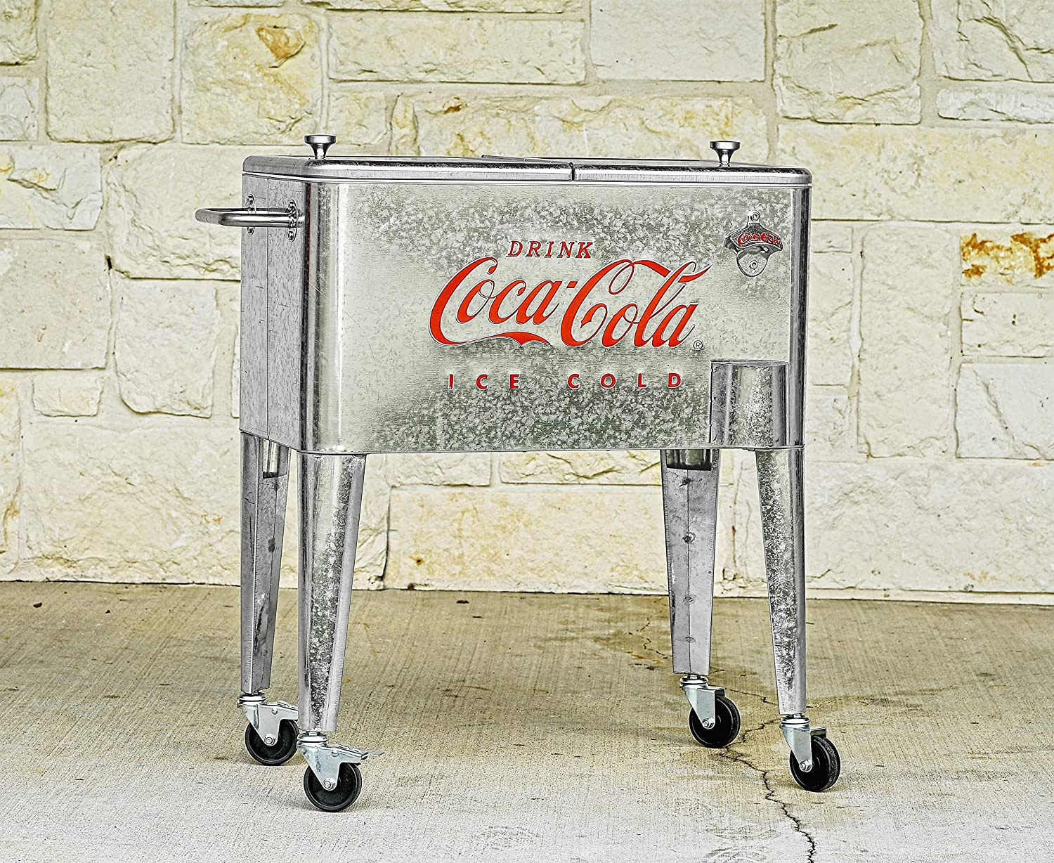 Amazon.com: Leigh Country CP 98104 Coca-Cola - Enfriador de ...