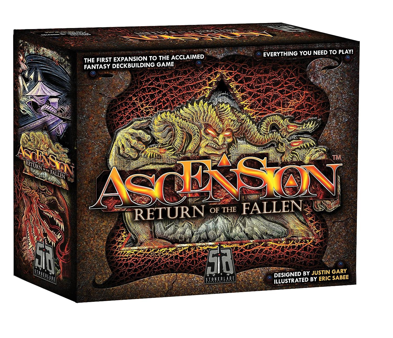 Gary Games GAG00002 - Ascension: Return of the fallen