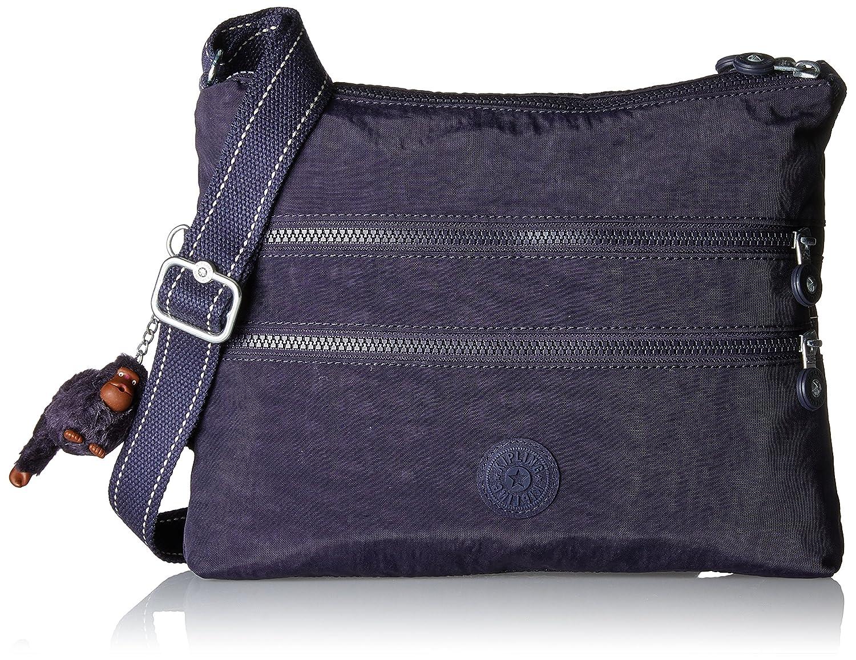 [キプリング] Amazon公式 正規品 ALVAR 斜めがけショルダー K13335 B06XP6DG15 Blue Purple C Blue Purple C