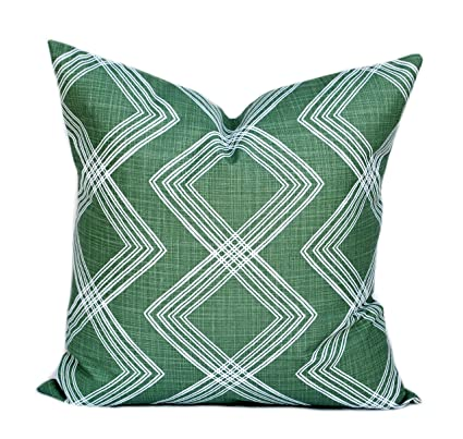 Amazon That Dutch Girl One Quality Premier Pillow Cover Dark Unique Dark Green Decorative Pillows