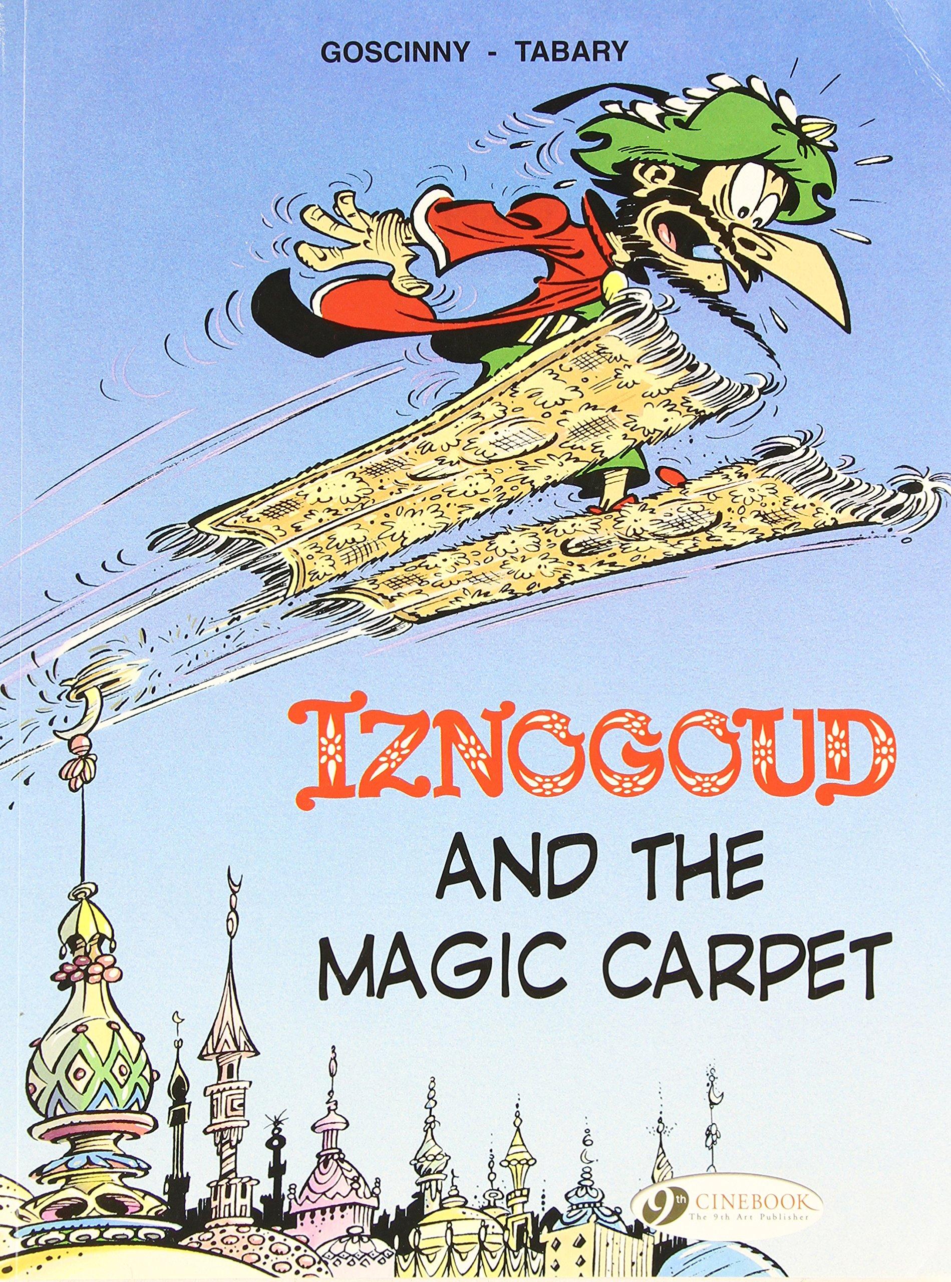 Iznogoud  The Adventures Of The Grand Vizier Iznogoud Band 6