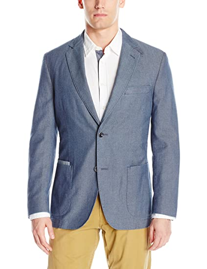 Kroon Men's Edge Cotton Tencel with Stretch Italian Fabric