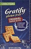 Gratify Gluten Free Snack Bites, Original, 4.5 Ounce (Pack of 12)