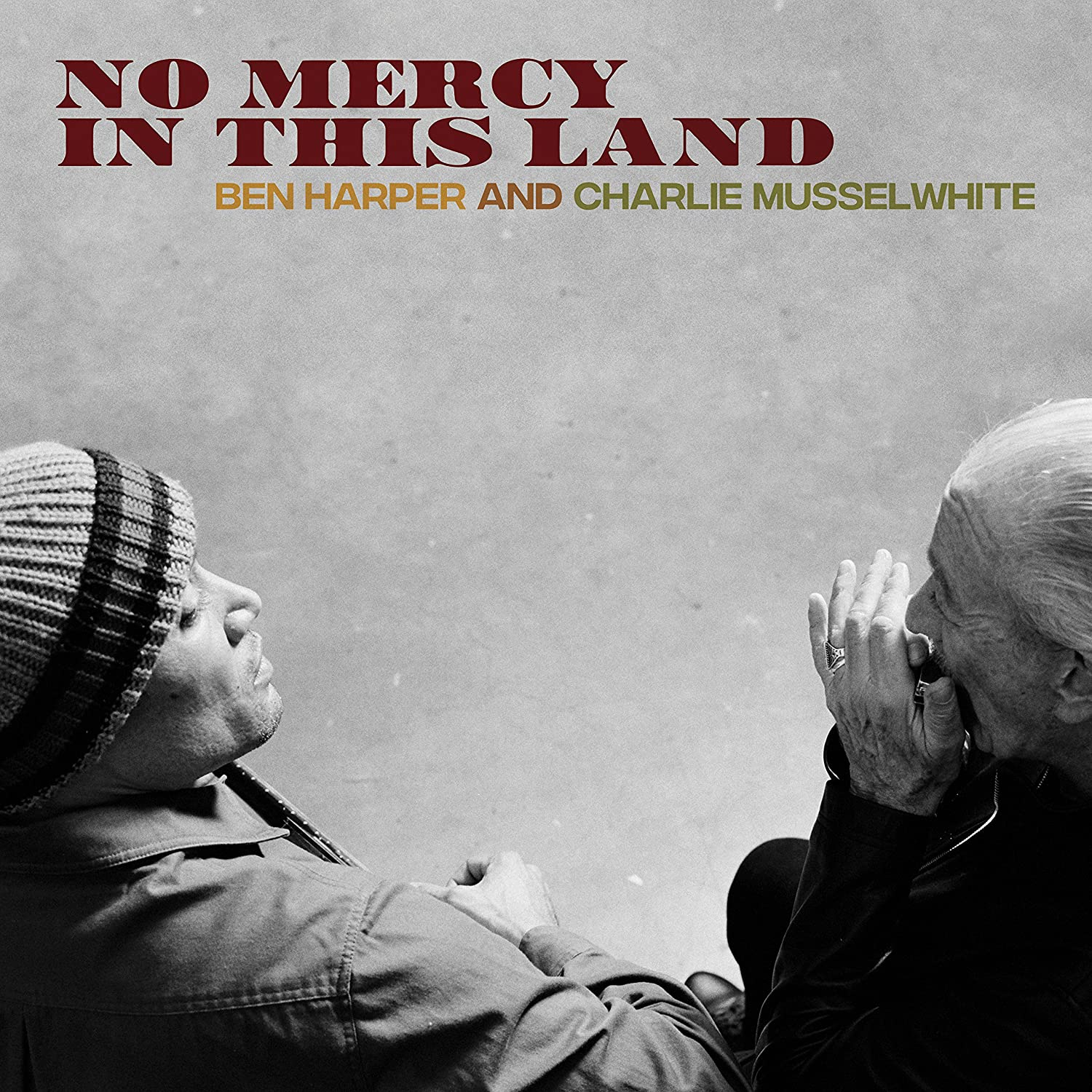 Image result for Ben Harper and Charlie Musselwhite- No Mercy in This Land