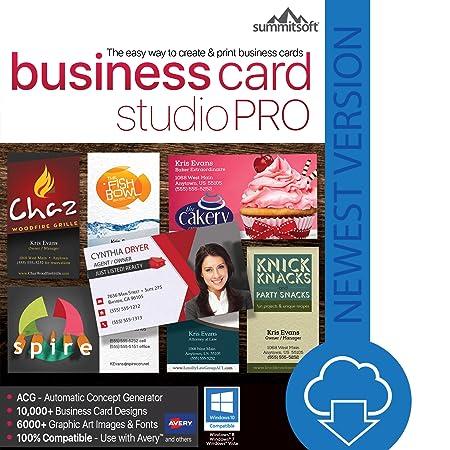 Business Card Studio Pro [Download]