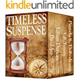 Timeless Suspense: Christian Book Collection