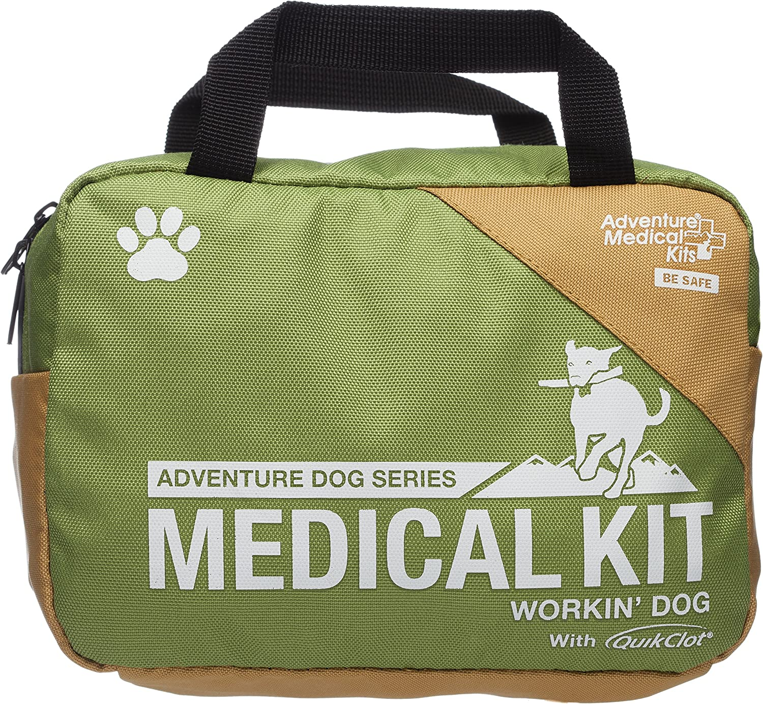 Adventure Medical Kits Workin' Dog with QuikClot