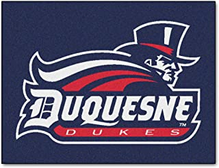 product image for FANMATS NCAA Duquesne University Dukes Nylon Face All-Star Rug
