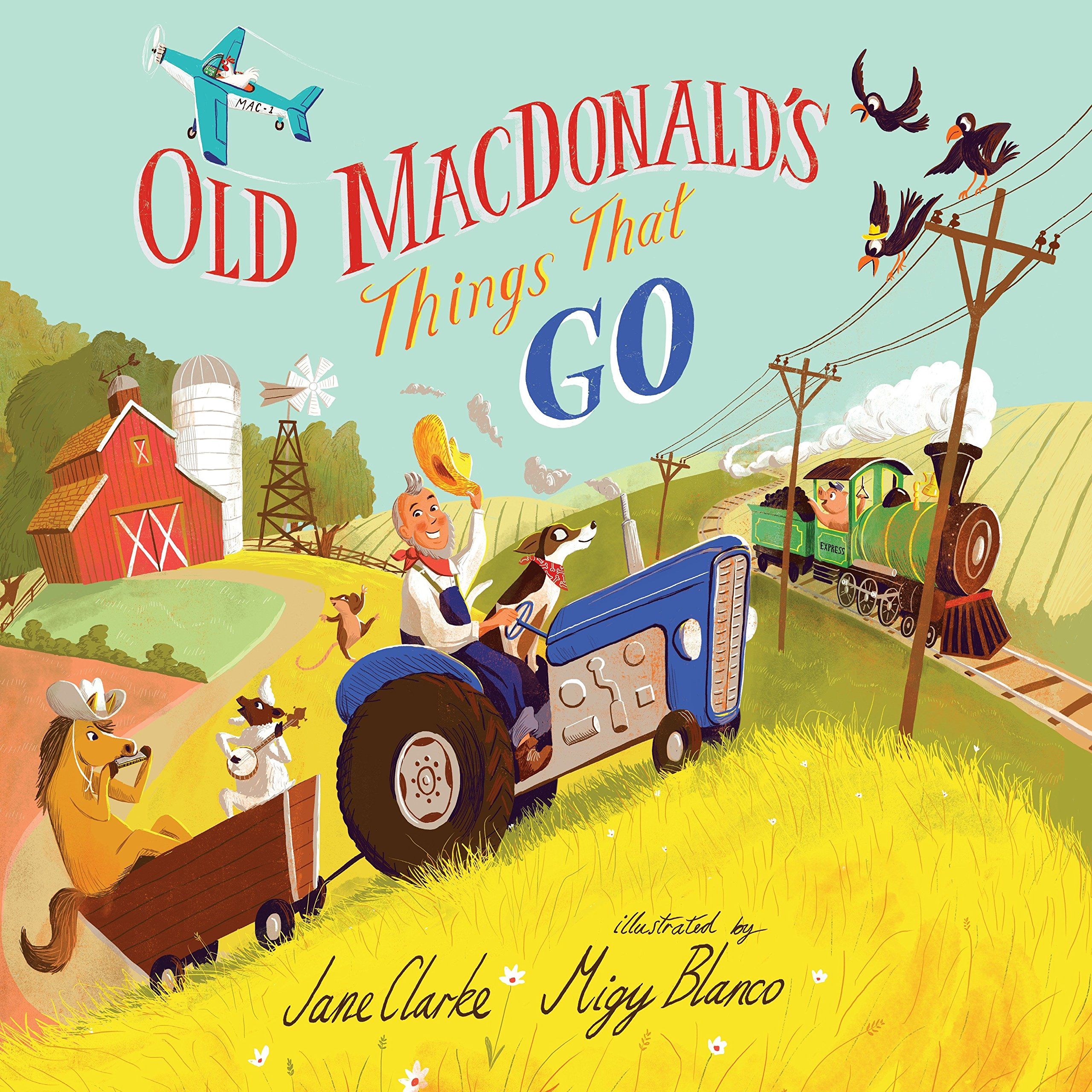 Download Old MacDonald's Things That Go pdf