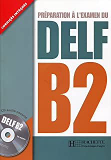 Delf B2 Livre de LEleve + CD Audio (Etranger) (French Edition
