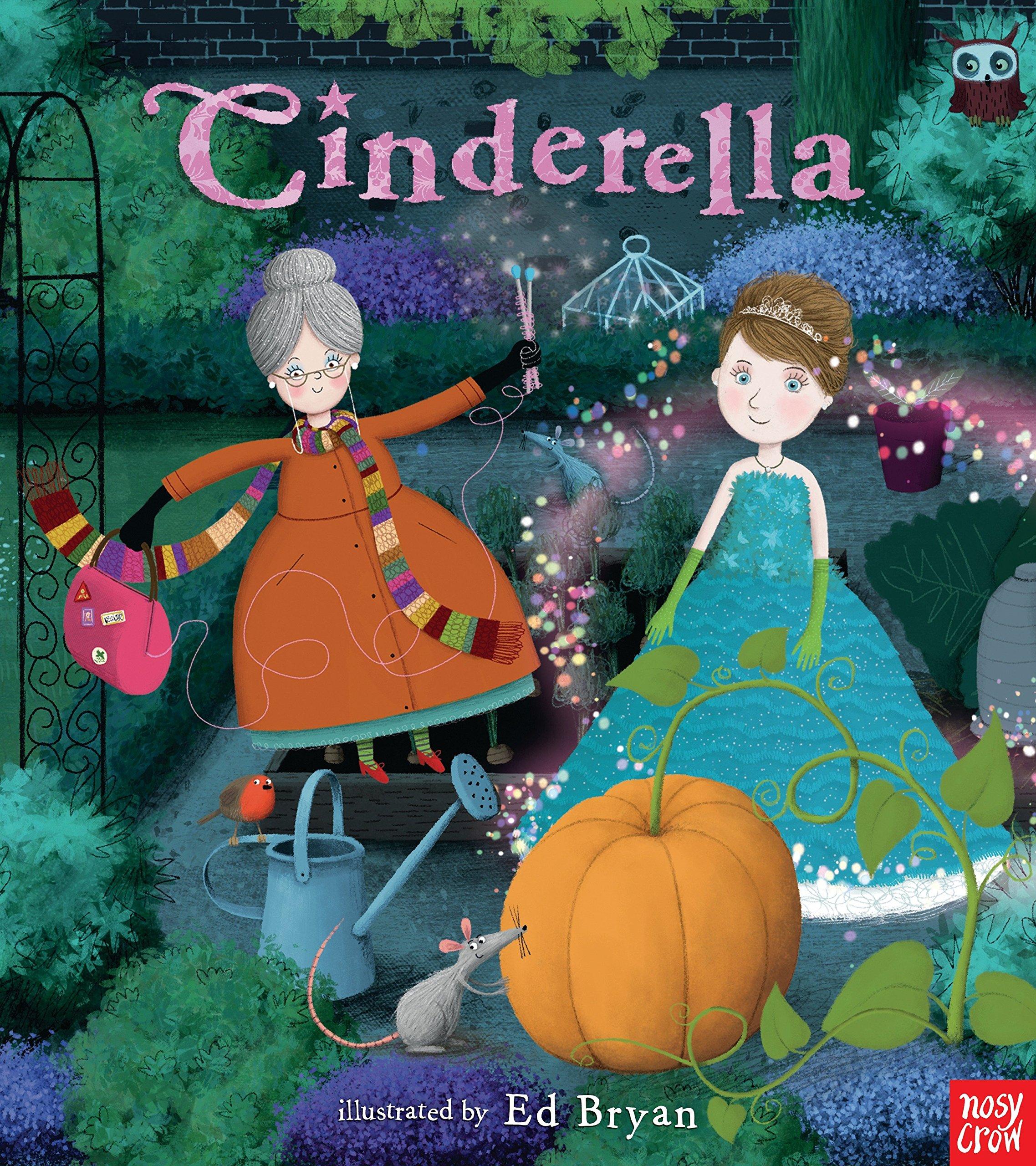 Download Cinderella: A Nosy Crow Fairy Tale PDF