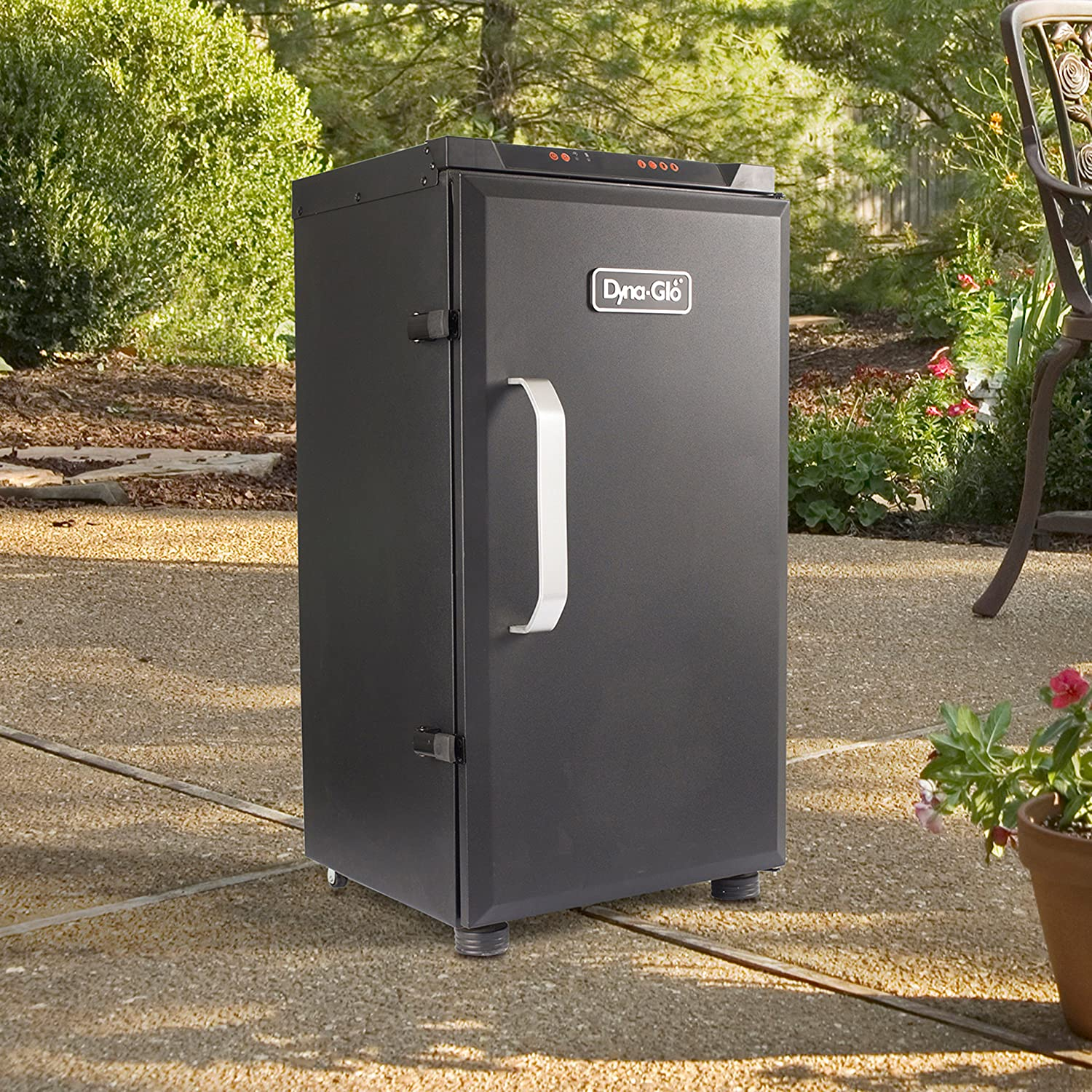 Dyna-Glo electric smoker reviews