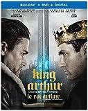 King Arthur: The Legend of the Sword (Bilingual) [Blu-Ray + DVD + Digital HD]