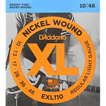 cheap D'Addario EXL110 2020