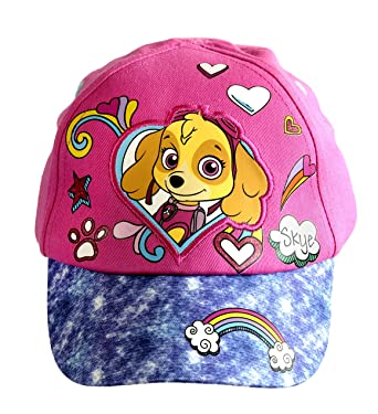 Nickelodeon Toddler Paw Patrol Boys Baseball Cap Hat Summer Age 2-3