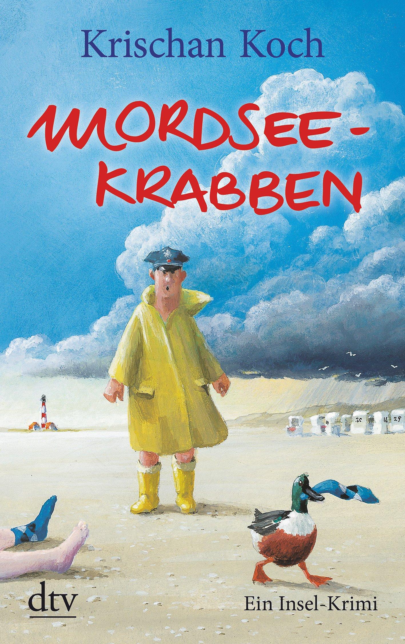 Mordseekrabben: Ein Insel-Krimi Thies Detlefsen & Nicole Stappenbek ...