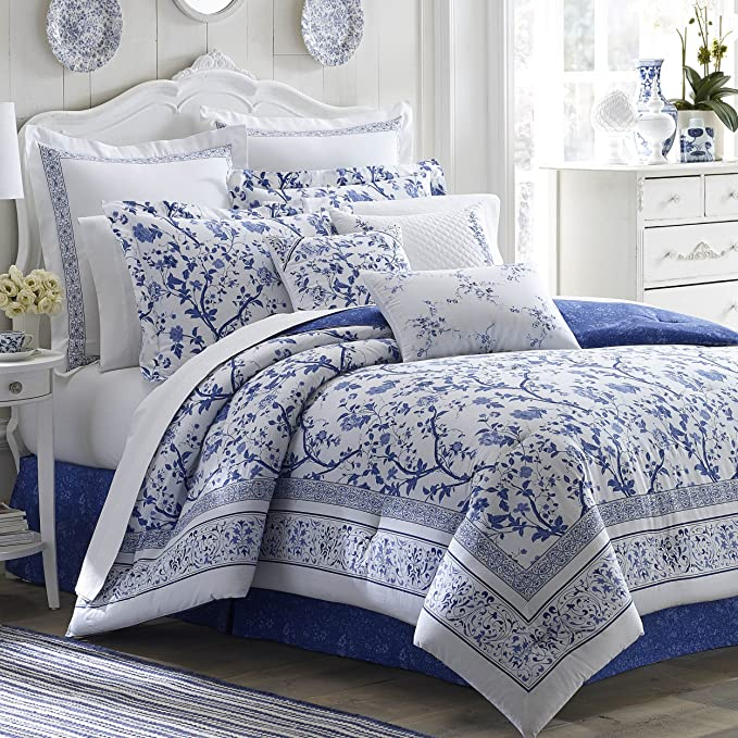 Suncloris,Cooper Girl Unicorn,Bedding Bed Sheets Full 3 Piece Full Sheets Set: Deep Pocket Fitted Sheet 2Pillow Case