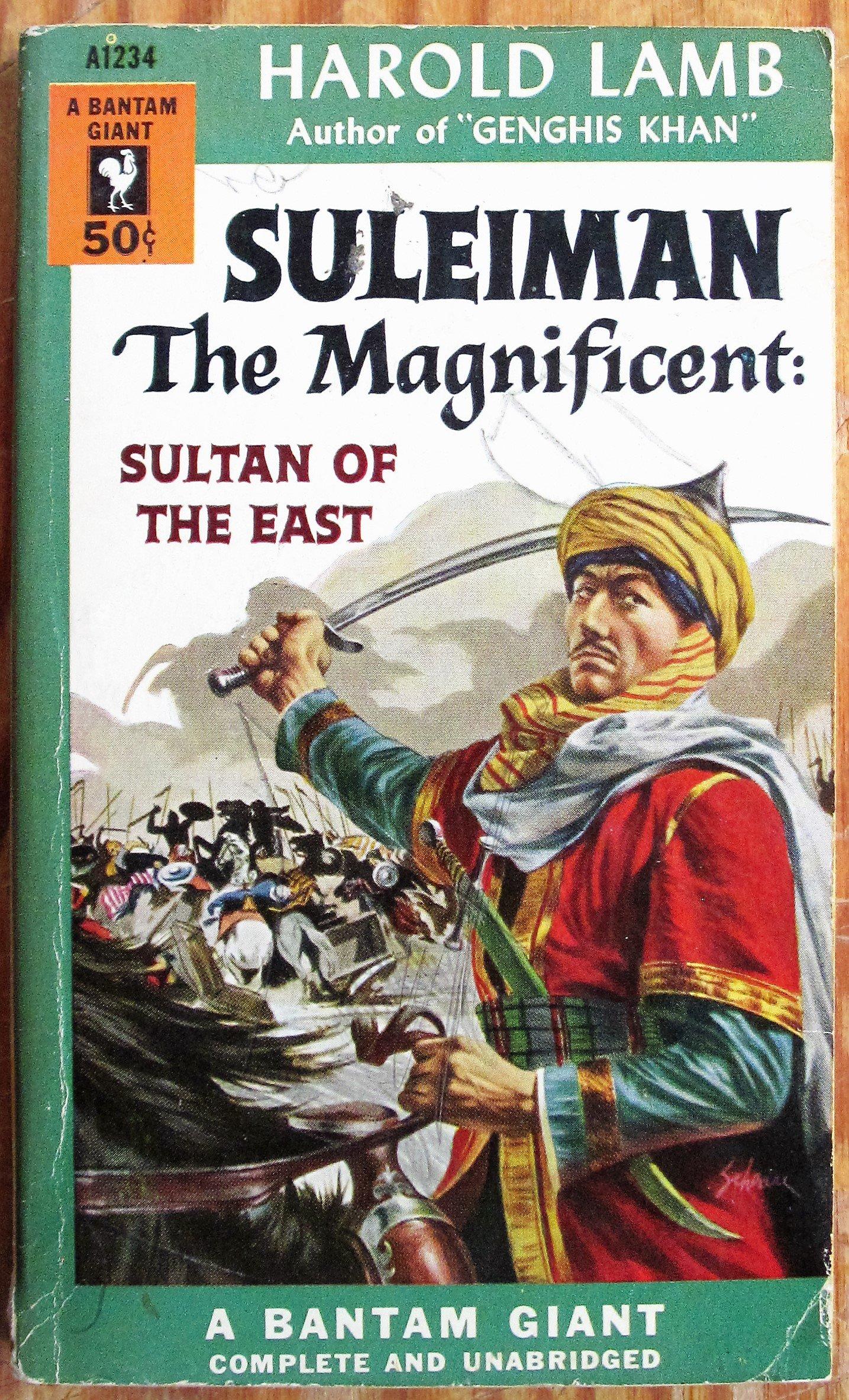 Suleiman The Magnificent: Amazon.co.uk: Harold. Lamb: 9780523402277: Books