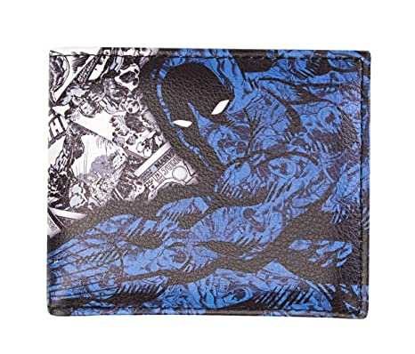 Black Panther Cartera multicolores