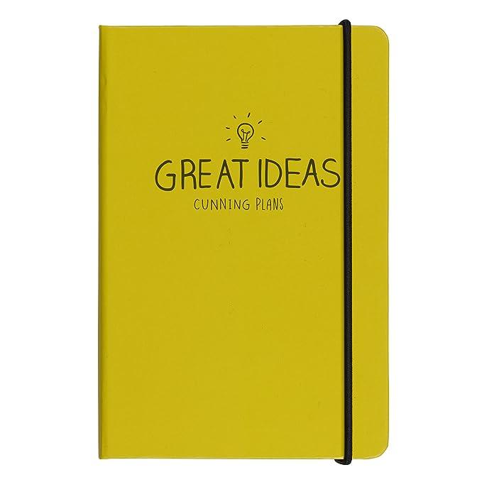 Happy Jackson A6 Notebook Buenas ideas (
