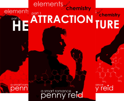 Hypothesis Series (3 Book Series) by  Penny Reid