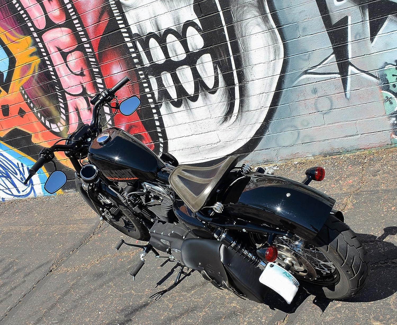 JBSporty   Harley Davidson Sportster   Half Moon Licence Plate ...