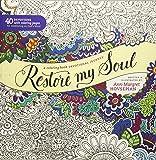 Restore My Soul: A Coloring Book Devotional Journey