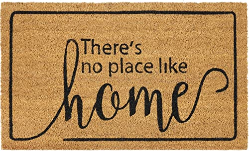 Ben Jonah Ben Jonah Printed Coir Door Mat 18×30-Dorothy Collection, Multi
