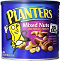 56-Oz Planters Mixed Nuts with Pure Sea Salt