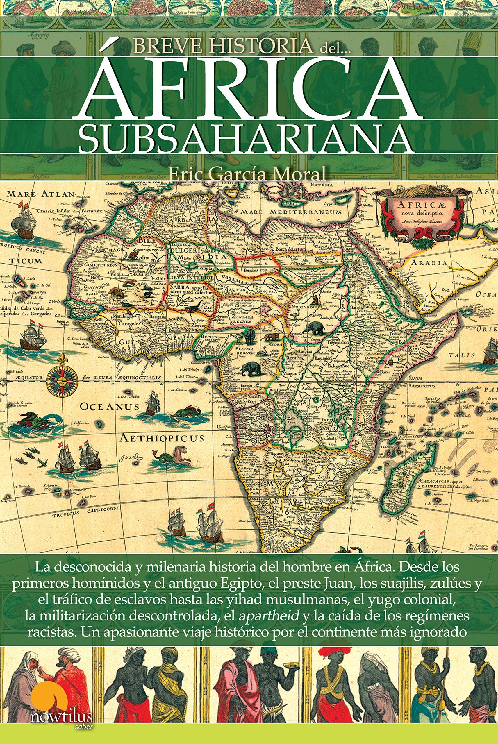 Read Online Breve historia del África subsahariana (Spanish Edition) pdf epub