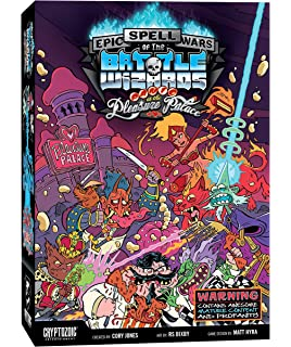 d951d4f80d02 Epic Spell Wars of The Battle Wizards 4  Panic at The Pleasure Palace