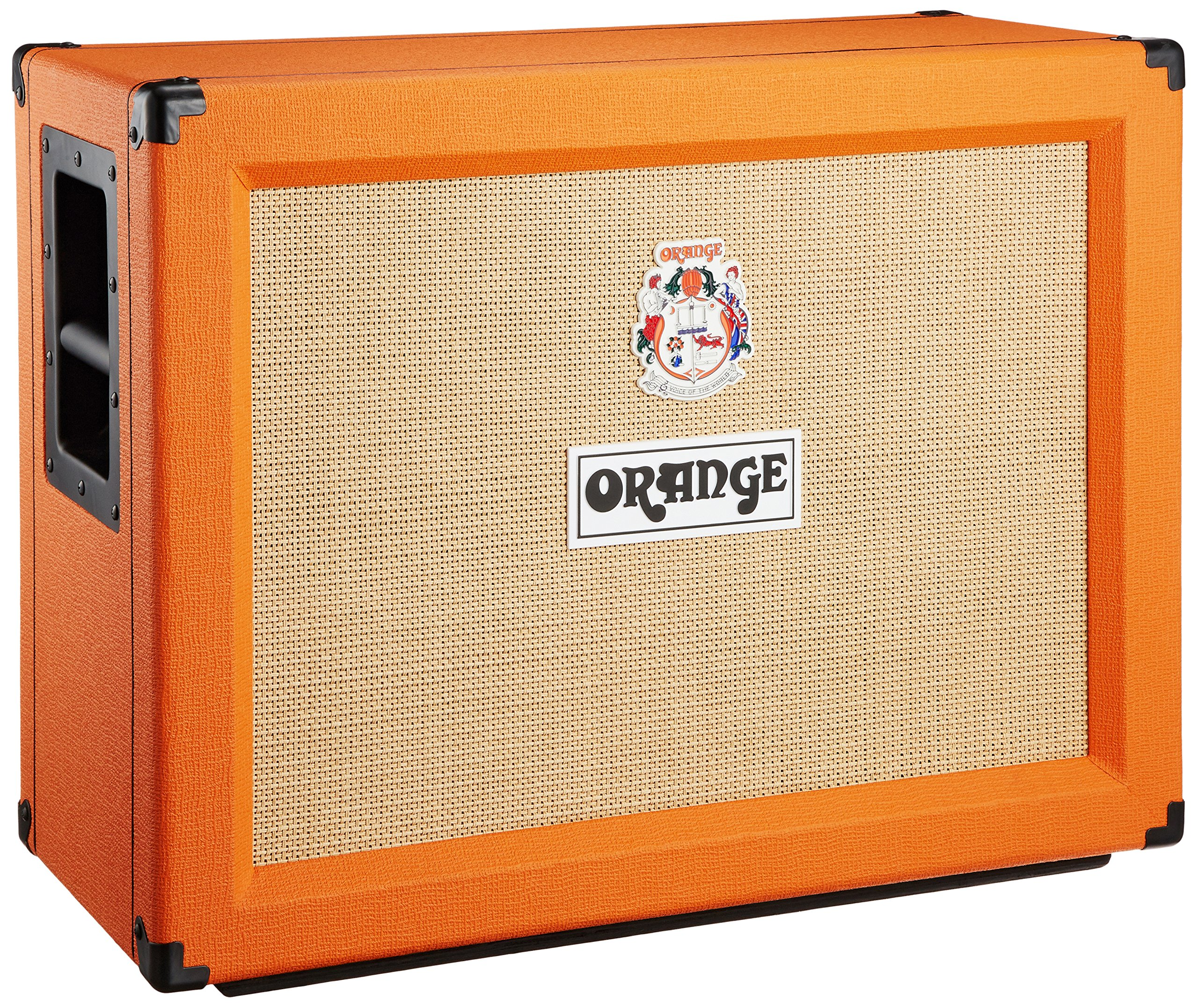 Orange PPC212-OB 2x12'' 120W Open Back Extension Cabinet 16-ohm - Orange