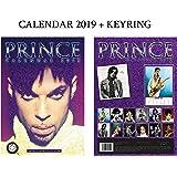 Prince Calendar 2019 + Prince Keyring