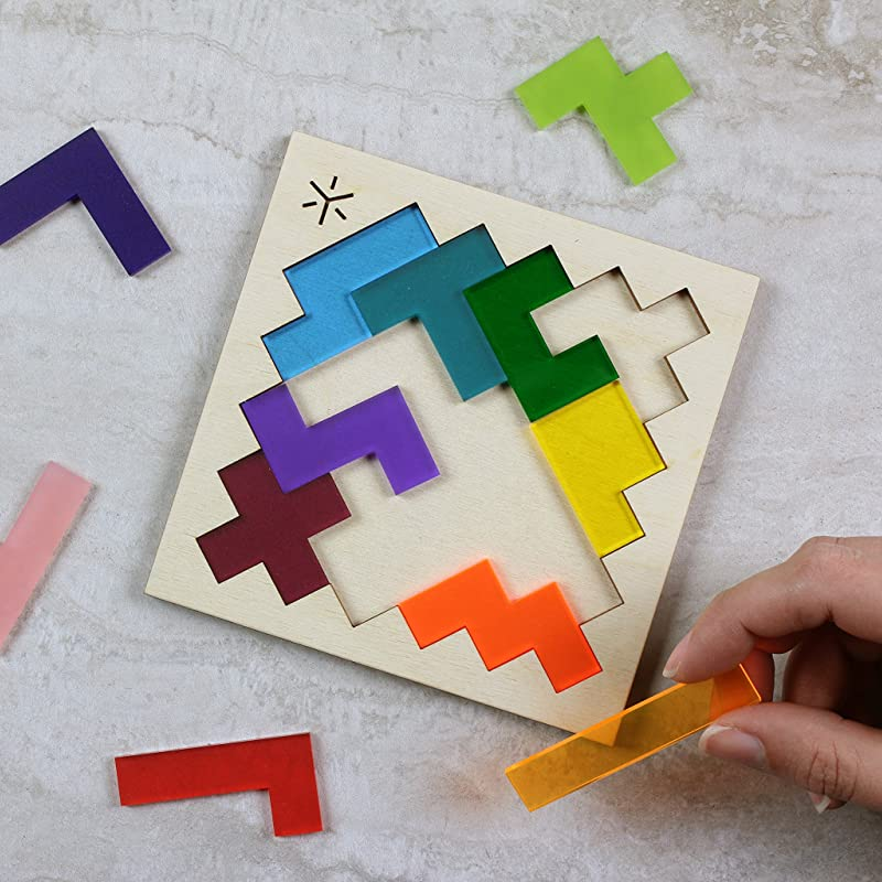 Handcrafted Puzzles