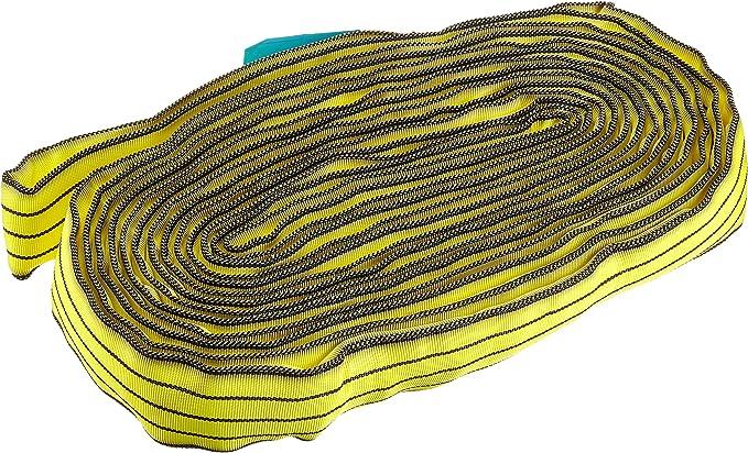 PONSA. 3t-5m. Eslinga Tubular de Poliéster AT de 3000 Kg de ...