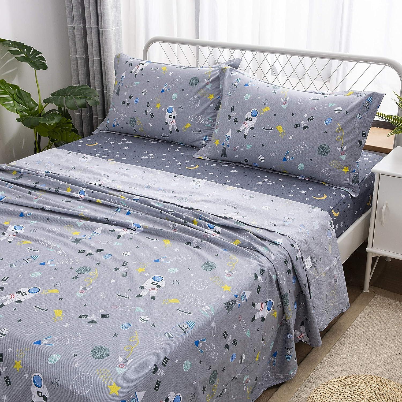 Amazon.com: Brandream Kids Bedding Sets Full Size Boys Bed Sheet