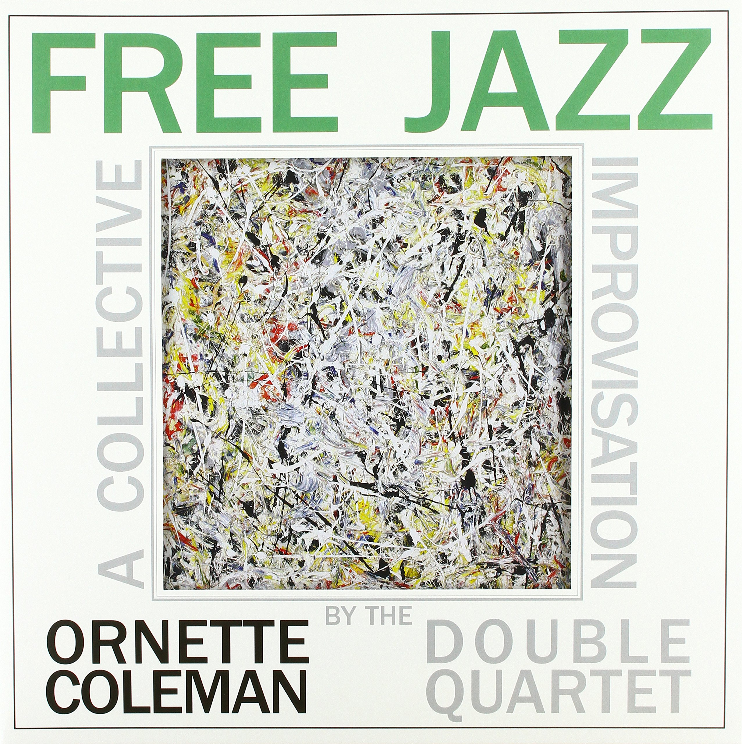Vinilo : Ornette Coleman - Free Jazz (United Kingdom - Import)
