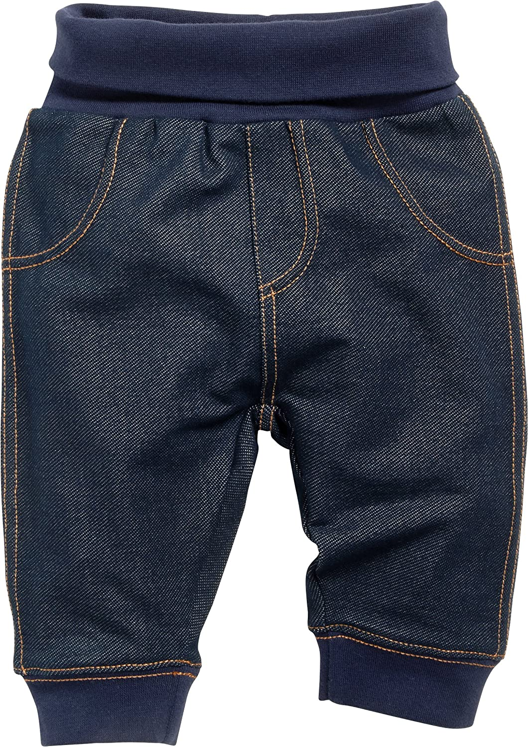 Schnizler Baby Sweat-Hose Jeans-Optik Trousers