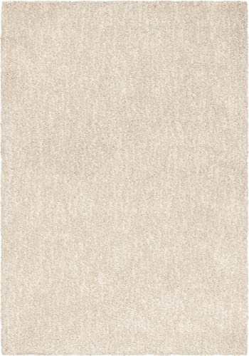 Orian Rugs Next Generation Solid Natural Shag Area Rug