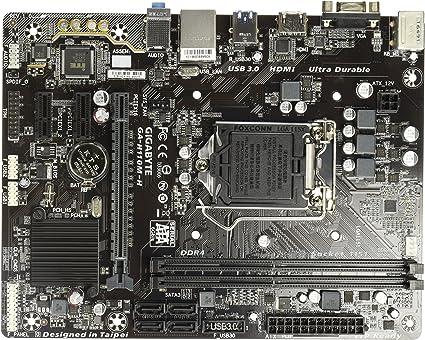 Gigabyte GA-H110M-H LGA 1151 M-ATX Motherboard