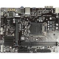 Gigabyte GA-H110M-H Motherboard, mATX, Socket 1151, Chipset H110, DDR4, PCI-Express