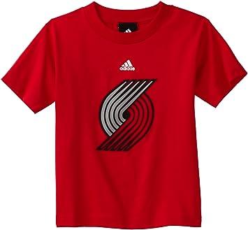 Outerstuff NBA Portland Trail Blazers equipo camiseta de manga corta logotipo – r4 a3rm-t