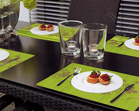 Image result for Uses Of Placemats In Home And Restaurants