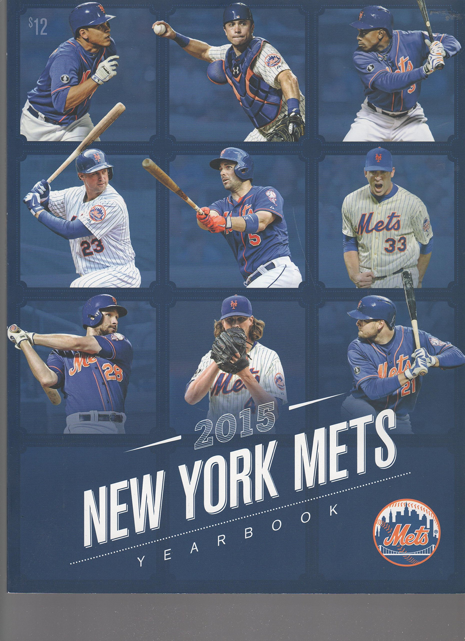2015 New York Mets Yearbook: Editor-in-Chief Danielle