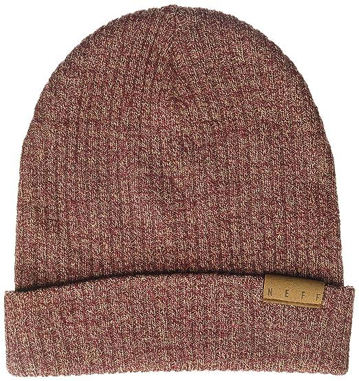 6bb9fc2daaa6b Amazon.com  NEFF Men s Merino Knit Fold Beanie