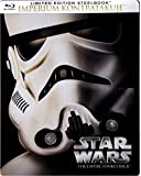 Star Wars: Episode V - The Empire Strikes Back Steelbook [Blu-Ray] [Region Free] (IMPORT) (Pas de version française)