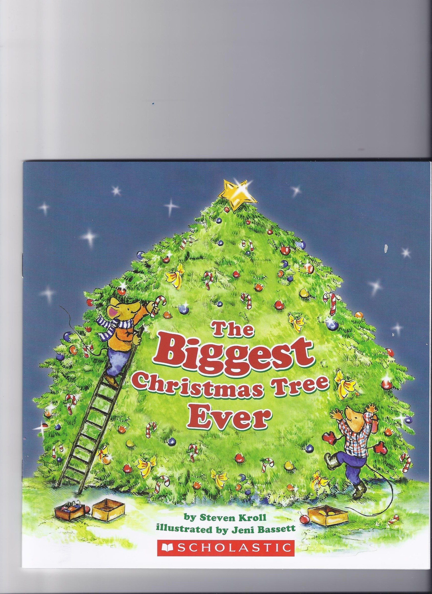 The Biggest Christmas Tree Ever ebook